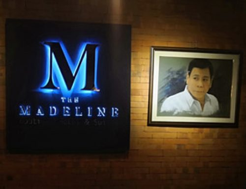 Madeline Boutique Hotel & Suites- A Place full of art!