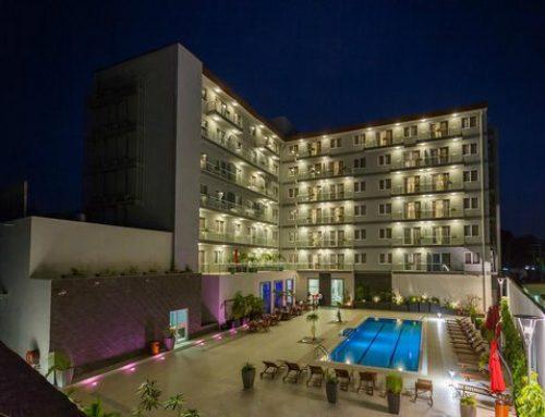 Millenium Suite Hotel-KAHN C5 Landed in Africa
